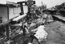 1964 eathquake
