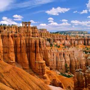 "Bryce Canyon ""HooDoo"" rock formations-Utah"